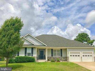 Milton Single Family Home For Sale: 111 Carriage Drive