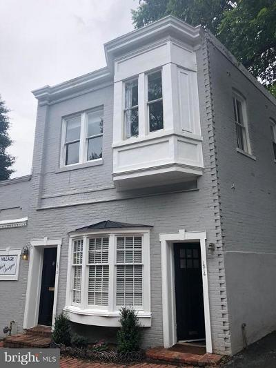 Georgetown, Georgetown Heights Single Family Home For Sale: 1512 31st Street NW