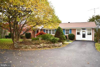 Warren County Single Family Home Under Contract: 153 Robin Lane