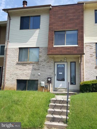 Randallstown Townhouse Under Contract: 4 Bannock Court