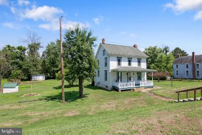 Keedysville Single Family Home For Sale: 4313 Trego Road