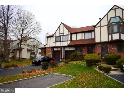 Ewing Townhouse For Sale: 14 Cambridge Drive