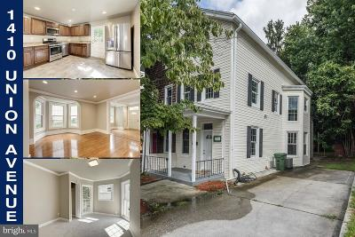 Hampden, Hampden Hon!! Single Family Home For Sale: 1410 Union Avenue