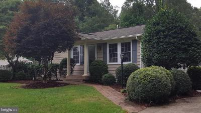 Nokesville Single Family Home For Sale: 7345 Greenwich Road