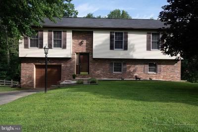 Churchville Single Family Home For Sale: 2608 Thorny Drive