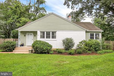 Rosedale, Towson Single Family Home For Sale: 1417 Providence Road