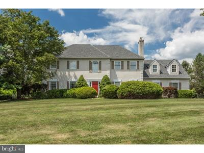 Bucks County Single Family Home For Sale: 3130 Brentwood Drive