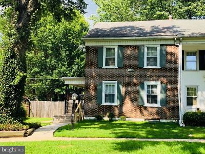 Camden Single Family Home For Sale: 3022 N Constitution Road