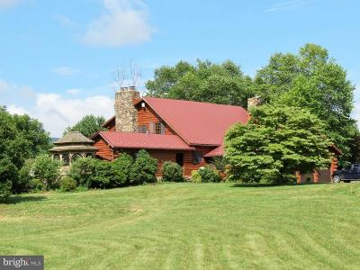 Single Family Home For Sale: 14249 Hume Road
