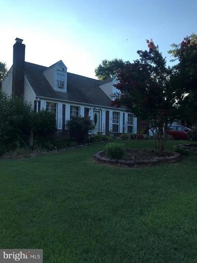Dale City Single Family Home For Sale: 13392 Nationville Lane
