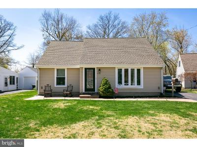 Moorestown Single Family Home For Sale: 330 High Street