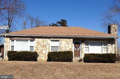 Stafford Single Family Home For Sale: 1212 Garrisonville Road