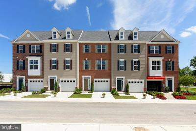 Howard County Townhouse For Sale: 7762 Dagny Way