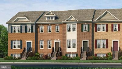 Waldorf Townhouse For Sale: 9745 Orkney Place