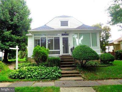 Single Family Home For Sale: 47 Broadship Road