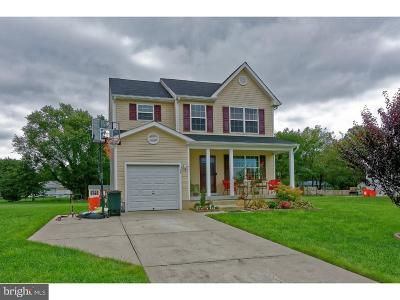 Vineland Single Family Home For Sale: 1155 Woodcrest Drive