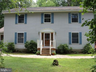 Georgetown Single Family Home For Sale: 17850 Hudson Lane