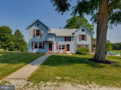Owings Mills Single Family Home For Sale: 10800 Stang Road