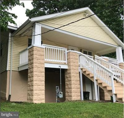 Hyattsville Single Family Home For Sale: 5401 Emerson Street