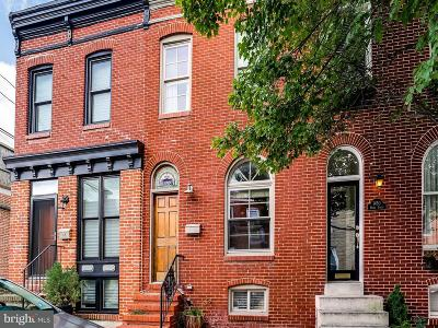 Federal Hill, Federal Hill - Riverside, Federal Hill South Townhouse For Sale: 1452 Henry Street