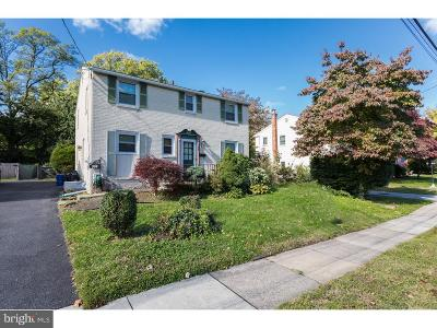 Ridley Park Single Family Home For Sale: 309 W Ridley Avenue