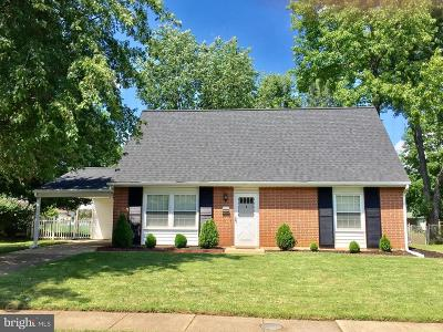 Joppa Single Family Home For Sale: 807 Falconer Road
