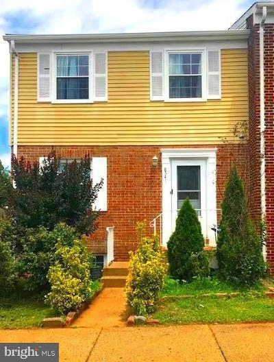 Point Of Woods Townhouse For Sale: 8341 Magnolia Court