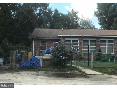 Millville Single Family Home For Sale: 7910 Magnolia Drive