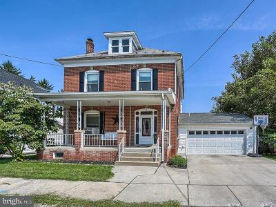 Hanover Single Family Home For Sale: 9 Linden Avenue
