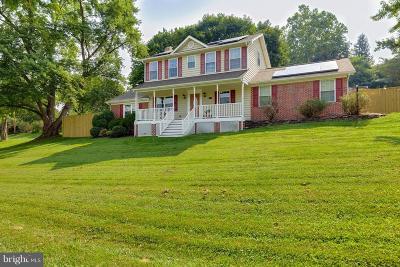 Frederick MD Single Family Home For Sale: $395,000