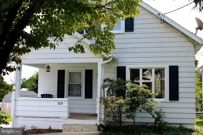 Westminster Single Family Home For Sale: 509 Locust Avenue
