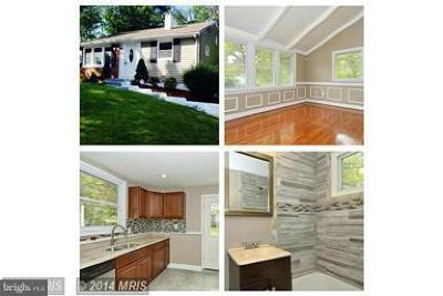 Oxon Hill Single Family Home For Sale: 402 Barrymore Drive