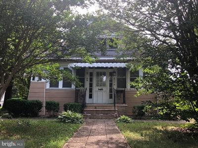 Vineland Single Family Home For Sale: 47 S Valley Avenue