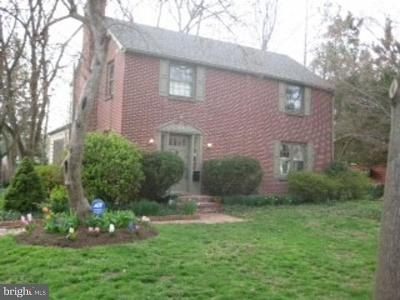 Newark Single Family Home For Sale: 436 Orchard Road