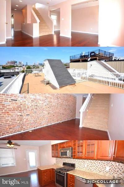 Fells Poi Nt, Fells Point, Fells Point/Hopkins, Fells Pt./Hopkins Townhouse For Sale: 512 Collington Avenue