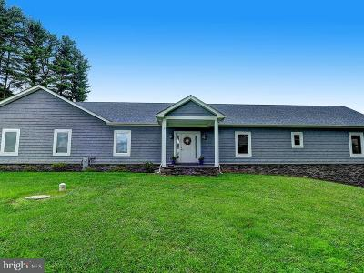 Jarrettsville Single Family Home For Sale: 1219 Baldwin Mill Road