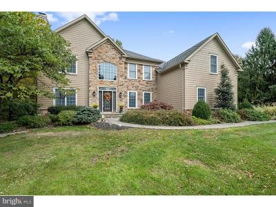 Bucks County Single Family Home For Sale: 3269 Ash Mill Road