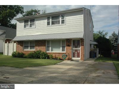 Fox Chase Single Family Home For Sale: 911 Borbeck Avenue