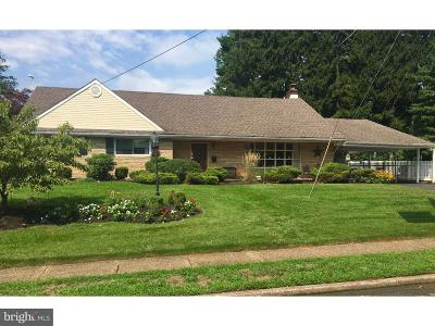 Moorestown Single Family Home For Sale: 16 Greenvale Road