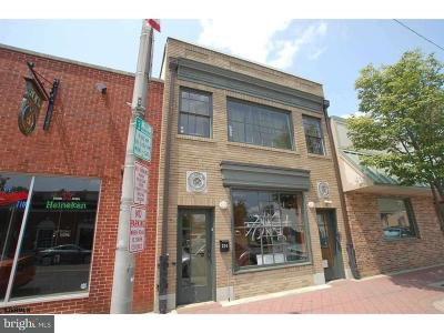 Millville Commercial For Sale: 224 N High Street