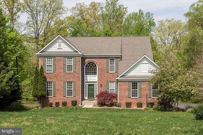 Manassas Single Family Home For Sale: 11514 Norseman Drive