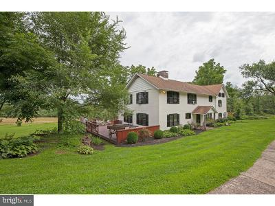 Bucks County Farm For Sale: 39 Park Road