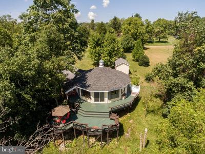 Harpers Ferry Single Family Home For Sale: 400 River Cliff Drive