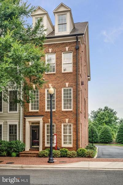 Alexandria City Townhouse For Sale: 1864 Potomac Greens Drive