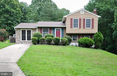 Woodbridge, Dumfries, Lorton Single Family Home For Sale: 18075 Tebbs Lane