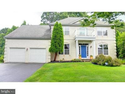 Robbinsville Single Family Home For Sale: 12 Wycklow Drive