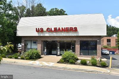 Fairfax Commercial For Sale: 8716 Little River Turnpike