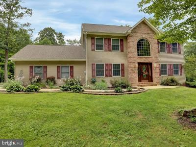 Shermans Single Family Home For Sale: 1301 Fox Hollow Road