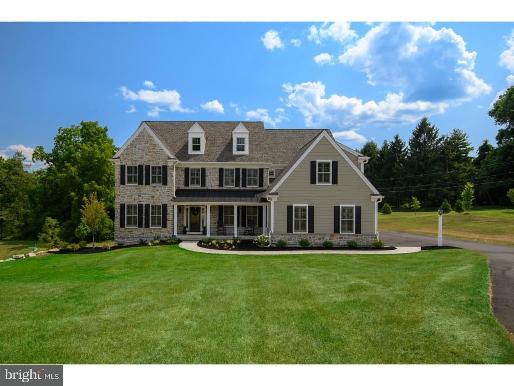 5 bed / 3 full, 2 partial baths Home in West Chester for $945,000