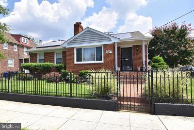 Brookland Single Family Home For Sale: 2711 14th Street NE